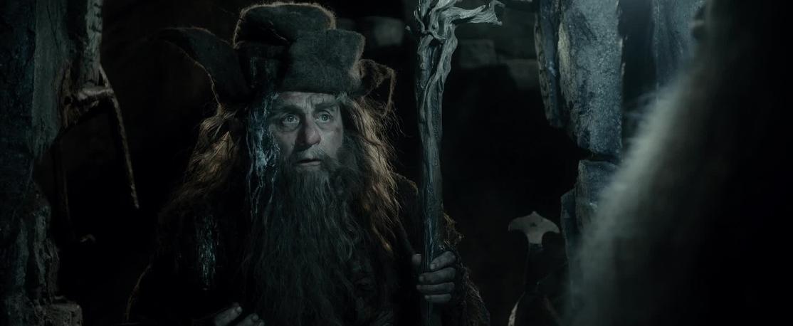 Lo Hobbit - La desolazione di Smaug di Peter Jackson con Ian McKellen, Martin Freeman, Richard Armitage, Ken Stott, Evangeline Lilly, Cate Blanchett streaming Radagast  Lo Hobbit La desolazione di Smaug frasi citazioni e dialoghi