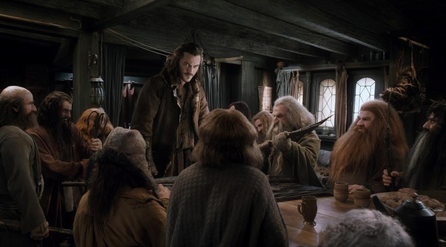 THE HOBBIT: THE DESOLATION OF SMAUG Lo Hobbit La desolazione di Smaug frasi citazioni e dialoghi