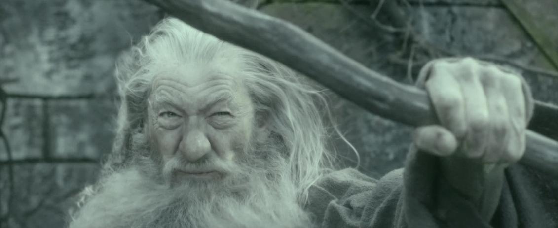 I luoghi della Terra di Mezzo Lo Hobbit - La desolazione di Smaug di Peter Jackson con Ian McKellen, Martin Freeman, Richard Armitage, Ken Stott, Evangeline Lilly streaming Gandalf Dol Guldur