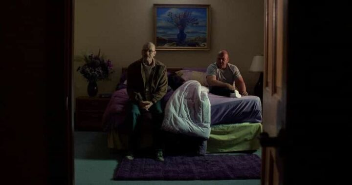 Breaking Bad, Dean Norris, Hank Schrader, Bryan Cranston, Walter White, letto - Breaking Bad citazioni e dialoghi