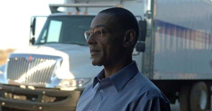 Breaking Bad, Giancarlo Esposito, Gus Fring, camion