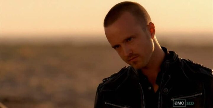 Breaking Bad, Vince Gilligan, Aaron Paul, Jesse Pinkman