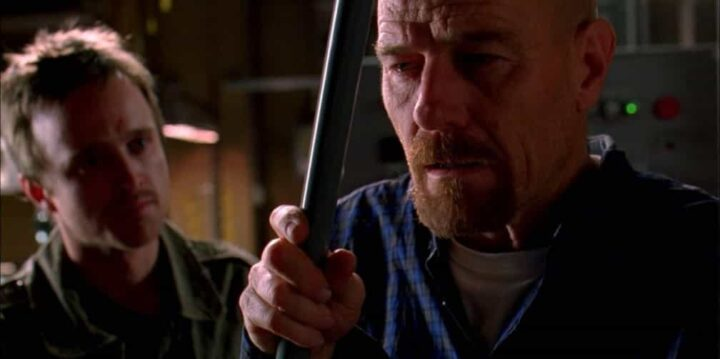 Breaking Bad, Vince Gilligan, Bryan Cranston, Walter White, Aaron Paul, Jesse Pinkman 2 - Breaking Bad citazioni e dialoghi