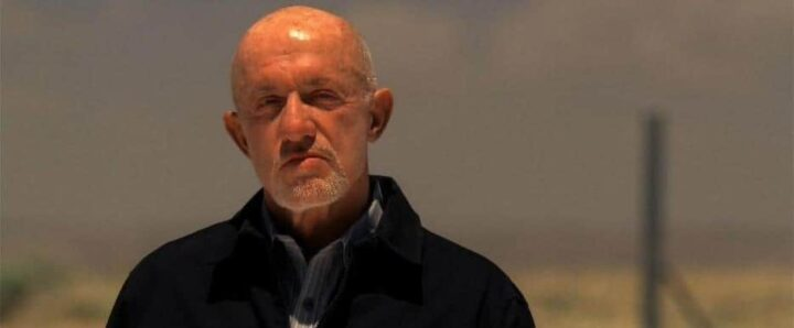 Breaking Bad, Vince Gilligan, Jonathan Banks, Mike Ehrmantraut