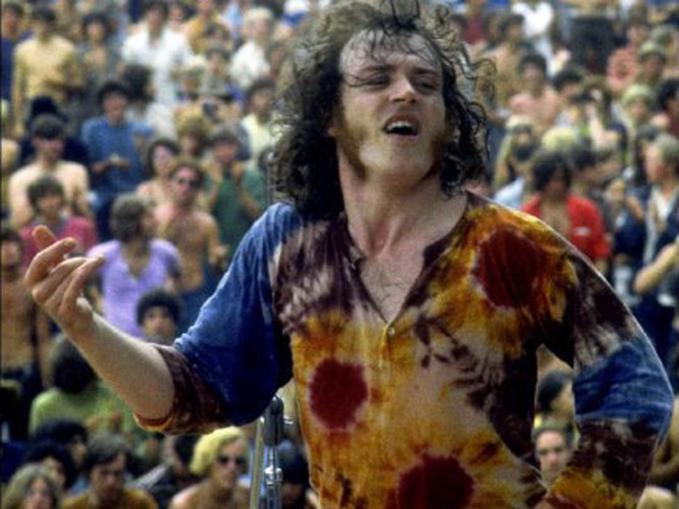 Joe Cocker Woodstock 2