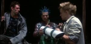 Terminator Arnold Schwarzenegger, Michael Biehn, Linda Hamilton, Paul Winfield, Lance Henriksen, Bess Motta, Franco Columbu, Bill Paxton, James Cameron streaming 006
