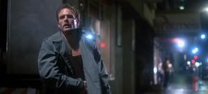 Terminator Arnold Schwarzenegger, Michael Biehn, Linda Hamilton, Paul Winfield, Lance Henriksen, Bess Motta, Franco Columbu, Bill Paxton, James Cameron streaming 017 recensione trama