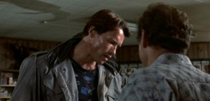 Terminator Arnold Schwarzenegger, Michael Biehn, Linda Hamilton, Paul Winfield, Lance Henriksen, Bess Motta, Franco Columbu, Bill Paxton, James Cameron streaming 026 recensione trama
