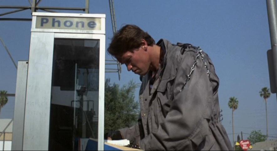 Terminator Arnold Schwarzenegger, Michael Biehn, Linda Hamilton, Paul Winfield, Lance Henriksen, Bess Motta, Franco Columbu, Bill Paxton, James Cameron streaming 030 recensione trama