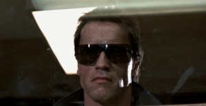The Terminator Arnold Schwarzenegger, Michael Biehn, Linda Hamilton, Paul Winfield, Lance Henriksen, Bess Motta, Franco Columbu, Bill Paxton, James Cameron streaming 179 recensione trama