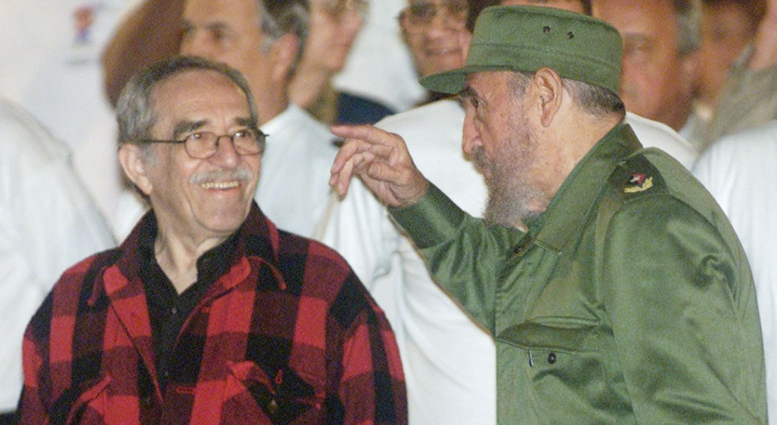 CUBA CASTRO OLYMPIC Gabriel García Márquez e il cinema