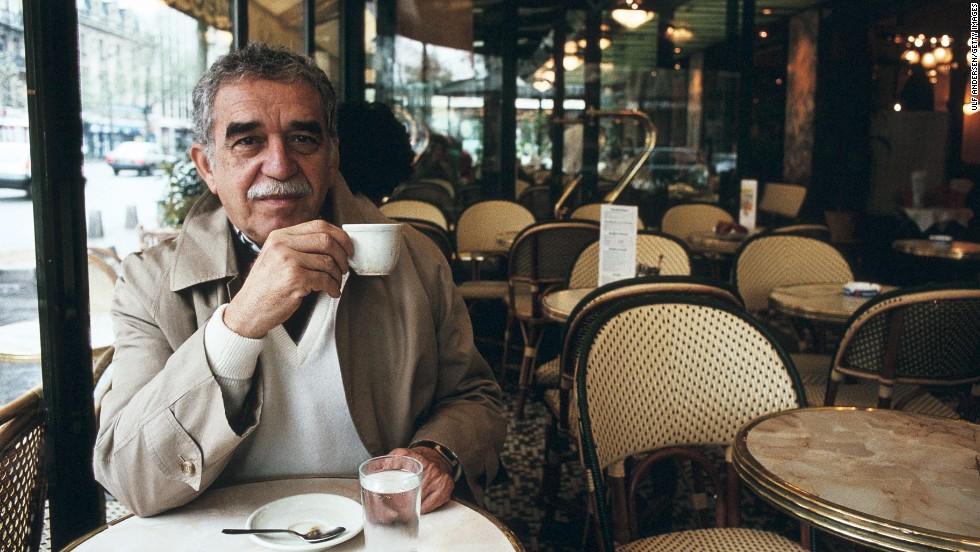 Gabriel García Márquez Paris 1990 Gabriel García Márquez e il cinema