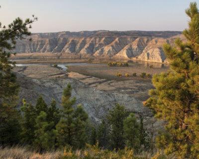 Le Missouri Breaks del Montana negli USA