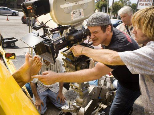 Quentin Tarantino parla di Grindhouse
