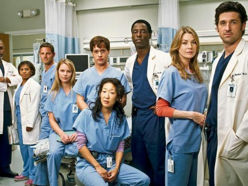 Grey's Anatomy 17 parlerà del coronavirus