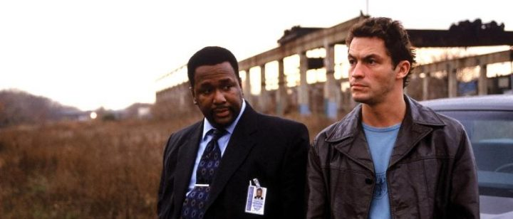 The Wire, serie Tv Dominic West, Wendell Pierce