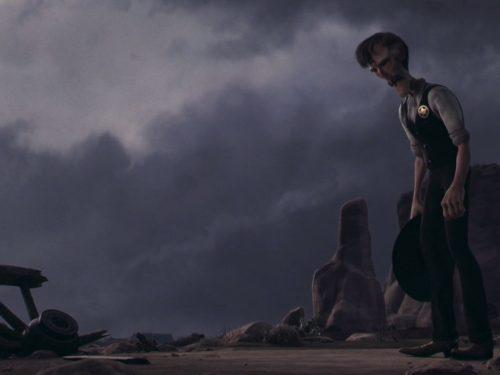 Borrowed Time, il corto dei due animatori Andrew Coats e Lou Hamou-Lhad