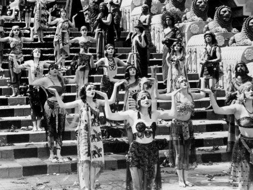 Intolerance restaurato dalla Cohen Film Collection per i suoi 100 anni