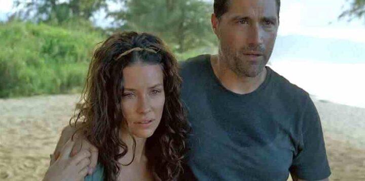 Lost, Matthew Fox, Evangeline Lilly, Jack Shephard, Kate Austen, spiaggia - Lost citazioni e dialoghi