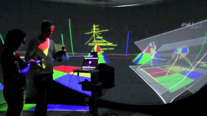 Nel futuro del cinema la realtà virtuale ibrida realta-virtuale-ibrida-3d-hyve