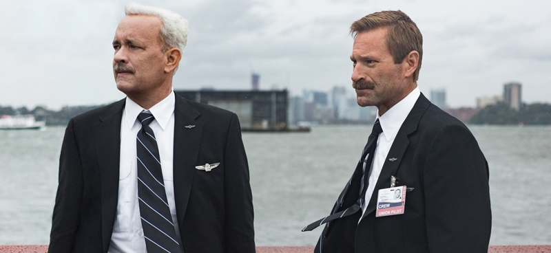 Sully (2016) di Clint Eastwood, Tom Hanks, Aaron Eckhart, Laura Linney, Anna Gunn 6