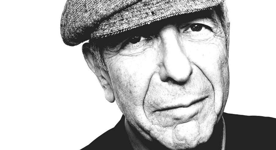 Addio Leonard Cohen