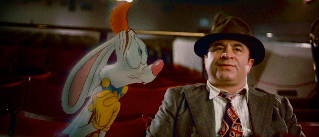 Chi ha incastrato Roger Rabbit diventa patrimonio nazionale Chi ha incastrato Roger Rabbit (Who Framed Roger Rabbit) Bob Hoskins, Christopher Lloyd, Joanna Cassidy, Stubby Kaye, Alan Tilvern, Richard LeParmentier