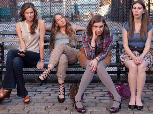 Le scene di sesso in Girls, trucchi di scena