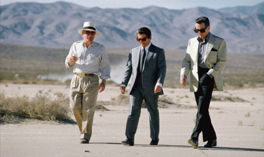 Quei bravi ragazzi (Goodfellas) Martin Scorsese Robert De Niro Joe Pesci set The Irishman il nuovo progetto di Martin Scorsese nel 2018