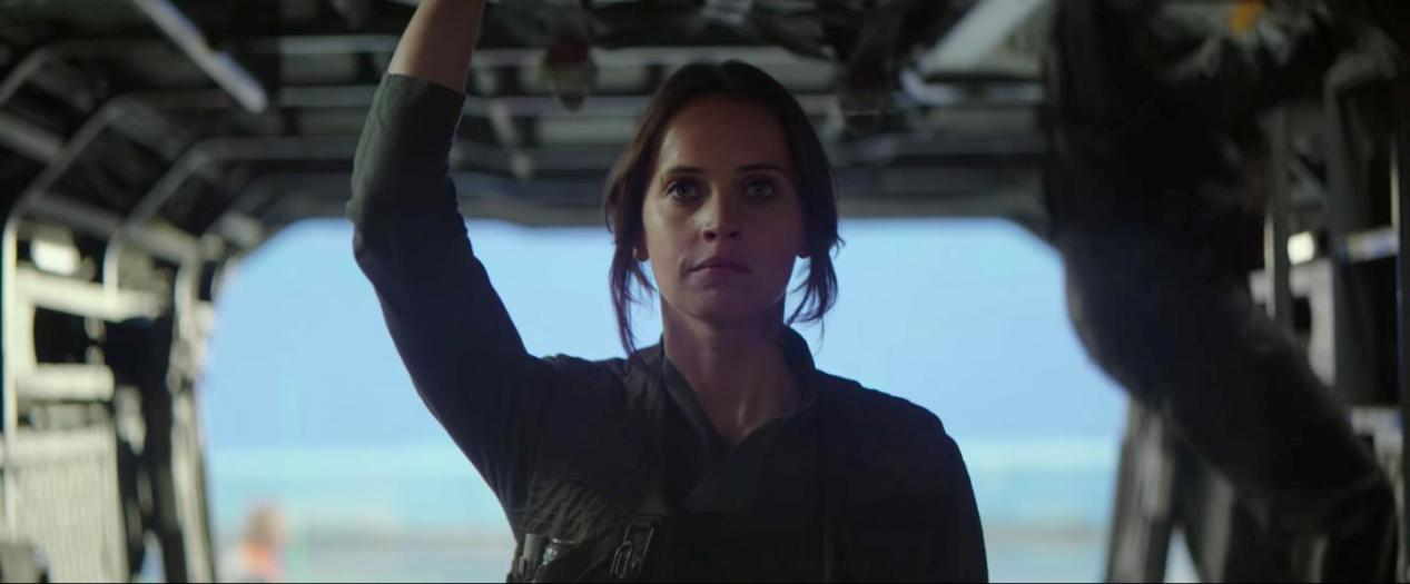 Rogue One, A Star Wars Story Gareth Edwards Felicity Jones, Diego Luna, Ben Mendelsohn, Mads Mikkelsen, Riz Ahmed, Donnie Yen, Alan Tudyk, Wen Jiang 2