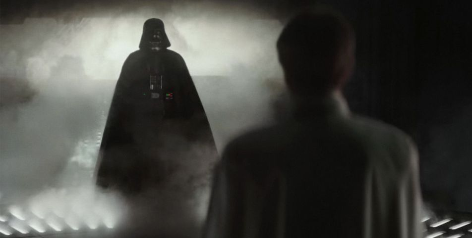 Rogue One, A Star Wars Story Gareth Edwards Felicity Jones, Diego Luna, Ben Mendelsohn, Mads Mikkelsen, Riz Ahmed, Donnie Yen, Alan Tudyk, Wen Jiang Darth Vader