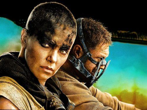 Charlize Theron pubblica foto e video dal backstage di Mad Max: Fury Road