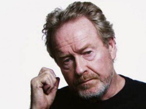 Ridley Scott crede nell'esistenza di esseri superiori