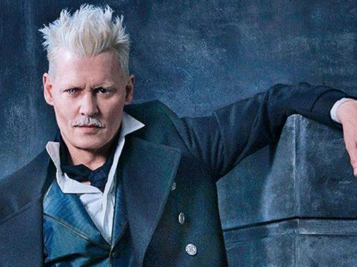 Johnny Depp non sarà più Grindelwald