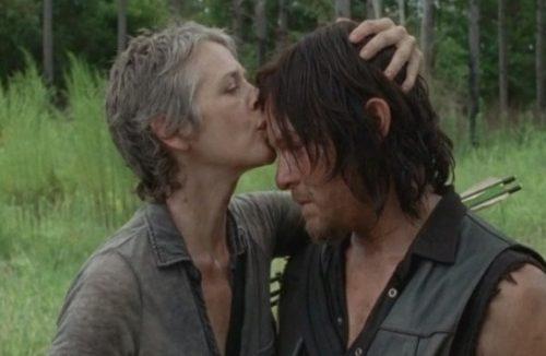 Carol doveva morire nella terza stagione di The Walking Dead
