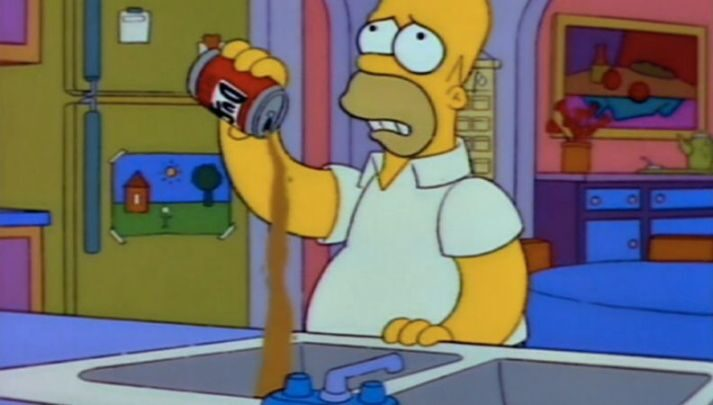 Trentatreesimo anniversario dei Simpson