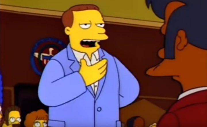 I Simpson quarta stagione citazioni e dialoghi