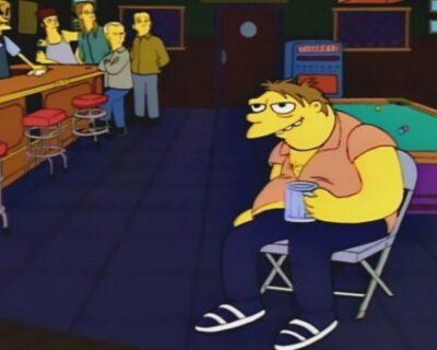 Nelson e Barney sono la stessa persona? I Simpson