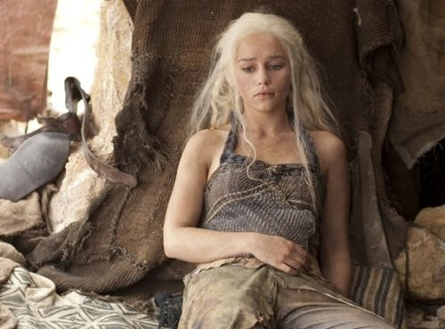 Emilia Clarke e il sesso in Game of Thrones