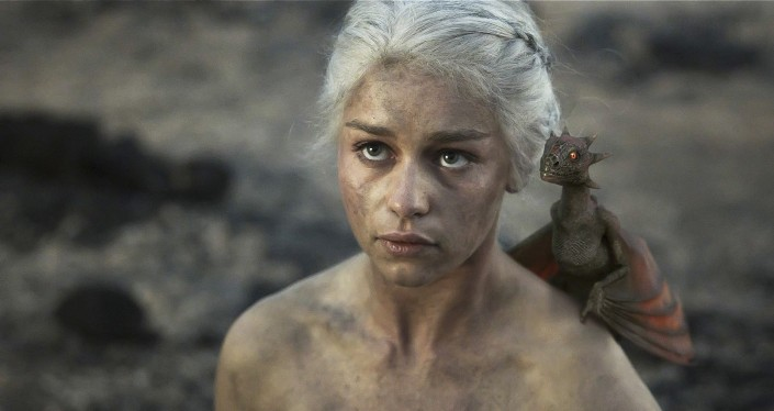 Emilia Clarke ed i fan di Game of Thrones