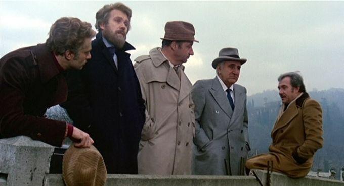 Amici miei (1975) commedia diretta da Mario Monicelli