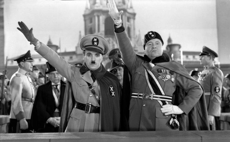 Discorso all'Umanità del Grande Dittatore 2