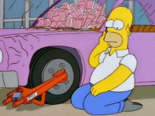 The City of New York vs Homer Simpson