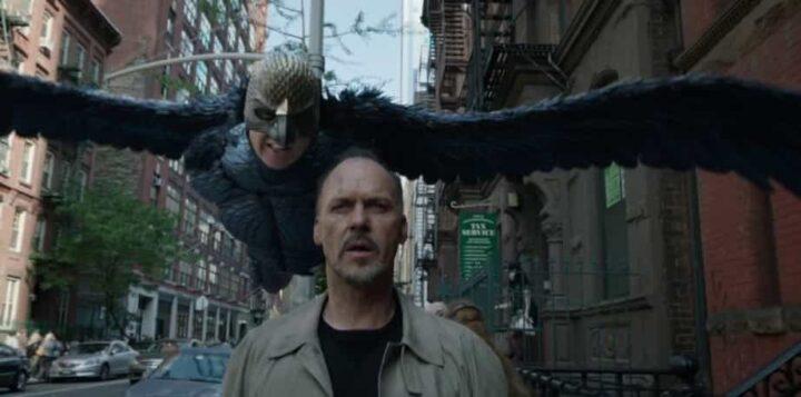 Birdman, 2014, Alejandro González Iñárritu, Michael Keaton, Riggan Thomson - Riggan come Keaton