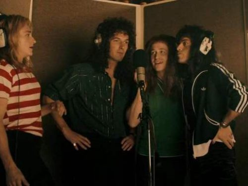 Sacha Baron avrebbe dovuto interpretare Freddie Mercury