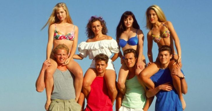 Beverly Hills 90210 torna in tv trent'anni dopo 2