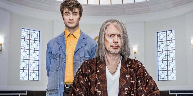 Daniel Radcliffe si è innamorato durante una scena di sesso 3