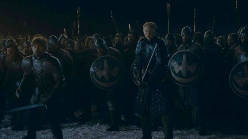 Game of Thrones 8X03 curiosità, spoiler, anticipazioni, chi è morto i vivi