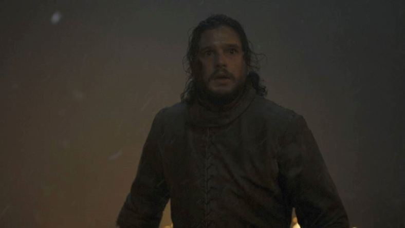 Game of Thrones 8×05 Jon snow