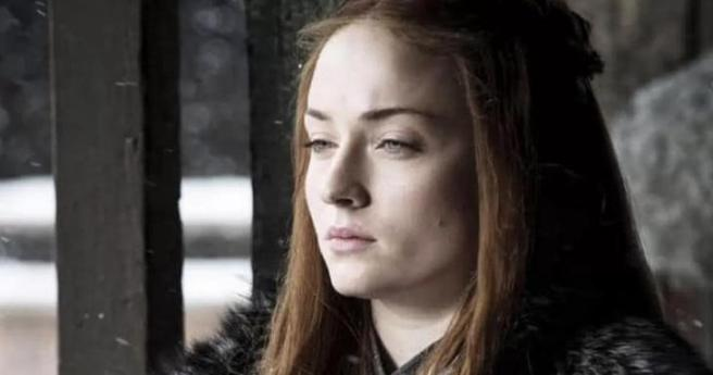 Game of Thrones 8x06 sansa stark